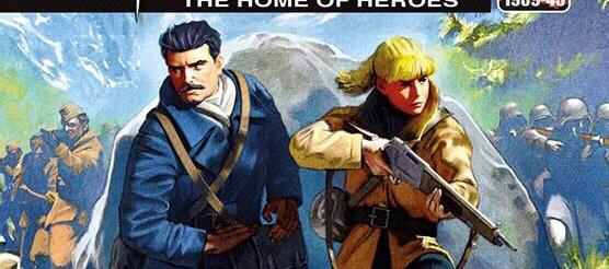 Commando 5147: Home of Heroes: Walking the Line SNIP