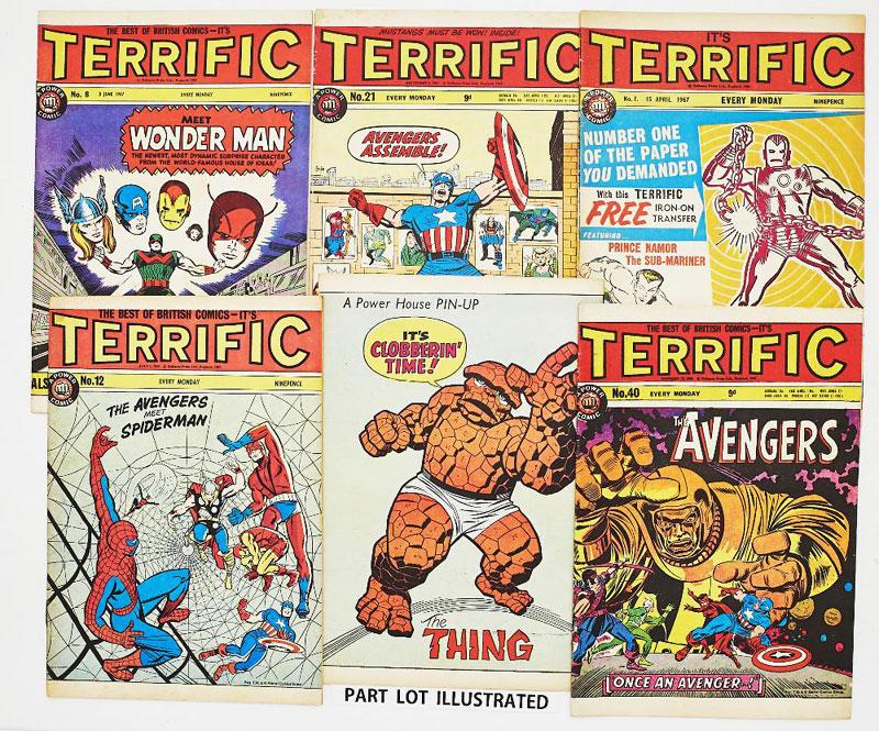 It's Terrific (1967-68) 1-43
