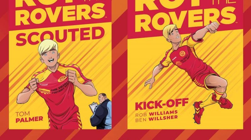 Roy of the Rovers Books 2018