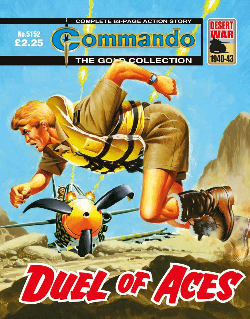 Commando 5152: Gold Collection: Duel of Aces