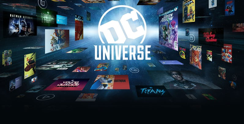DC Universe Promotional Image