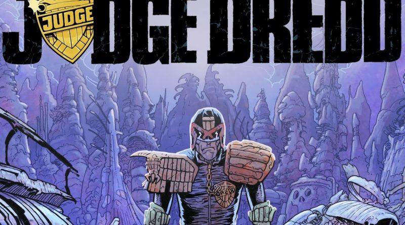 Osprey Games - Judge Dredd: The Cursed Earth SNIP