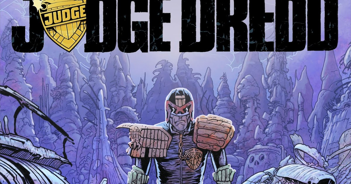 Osprey Games - Judge Dredd: The Cursed Earth SNIP