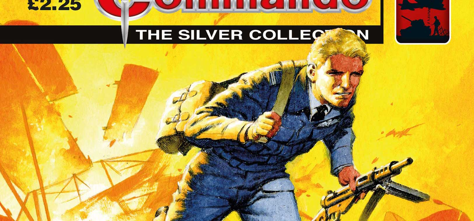 Commando 5162: Silver Collection: Clip His Wings! - SNIP
