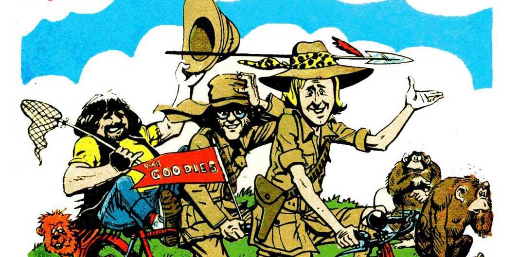 Vorr!! - The Goodies - SNIP