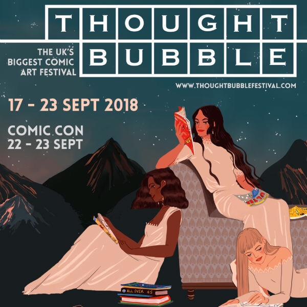 Thought Bubble Festival 2018