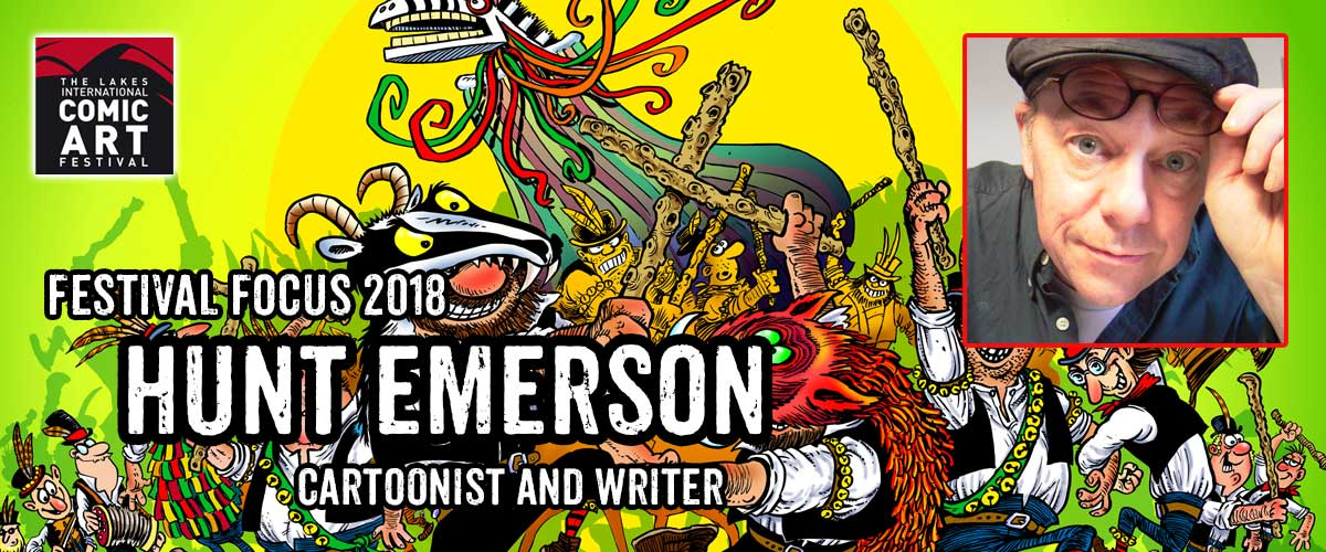 Lakes Festival Focus 2018: Hunt Emerson