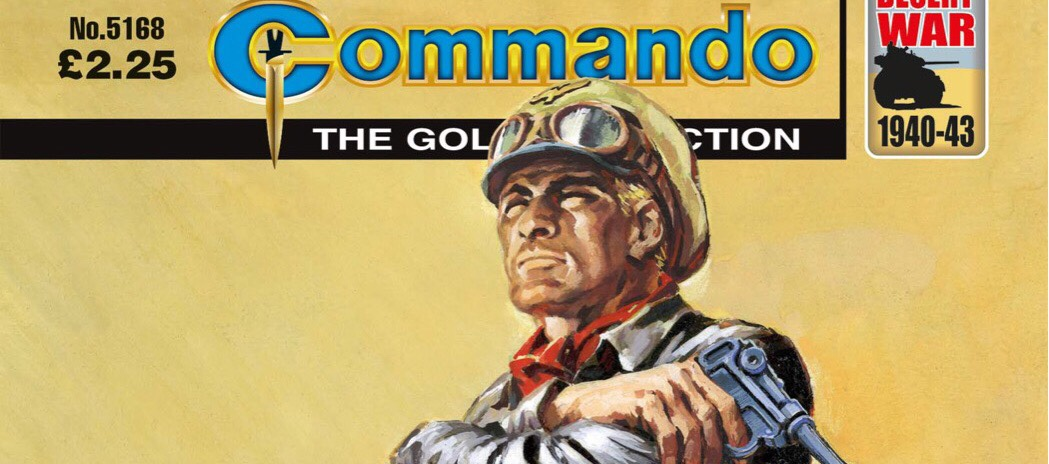 Commando 5168: Gold Collection: Black Schneider SNIP