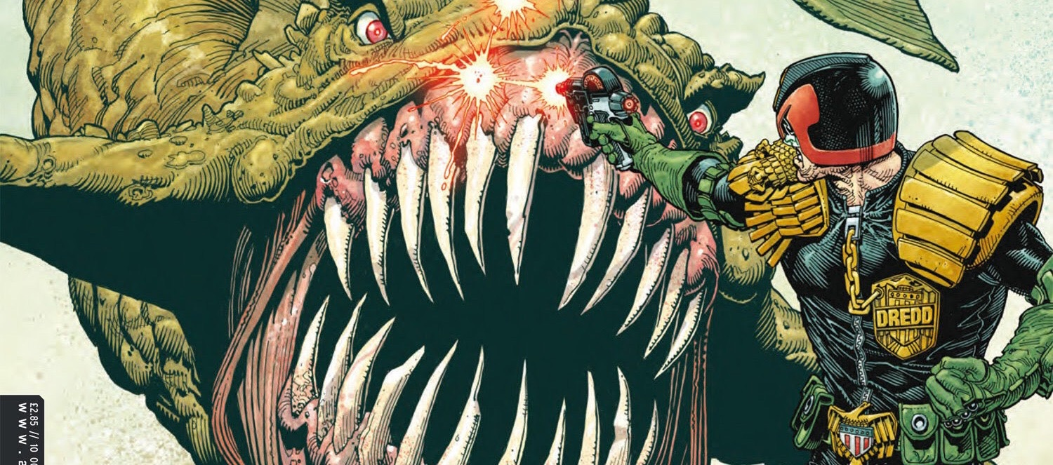 2000AD 2102 Cover SNIP
