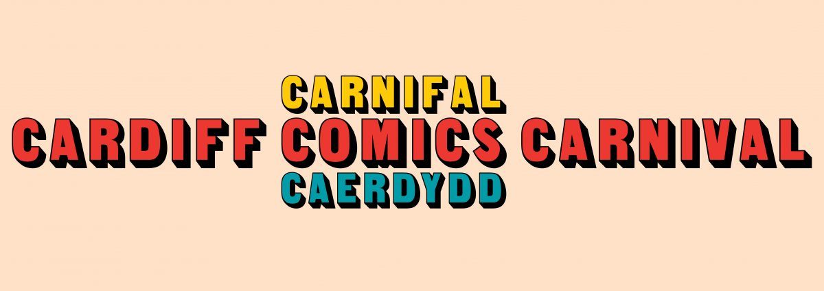 Cardiff Comics Carnival 2019