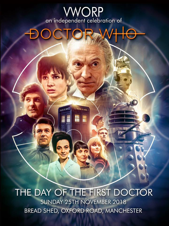 Vworp - Day of the First Doctor