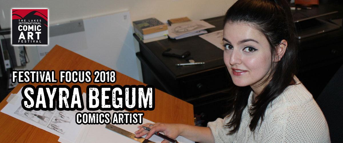 Lakes Festival Focus 2018: Sayra Begum
