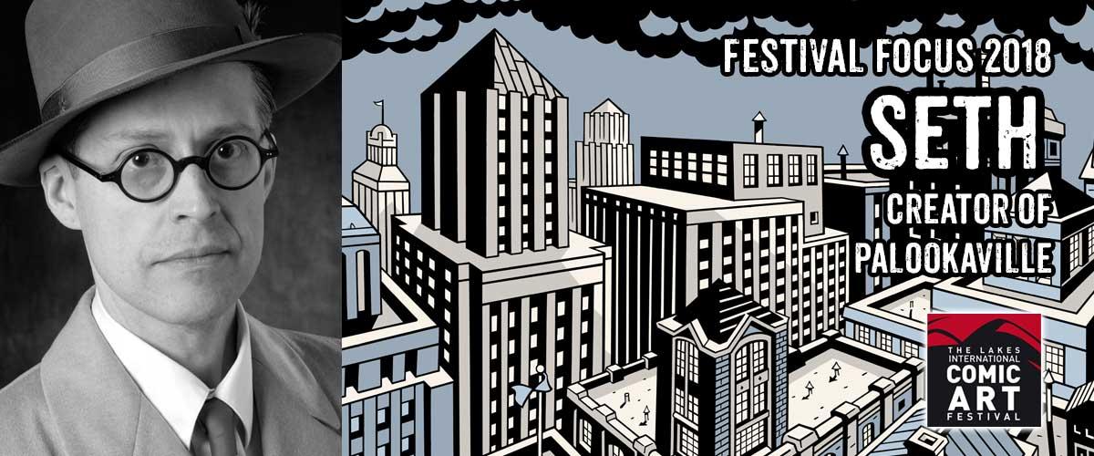 Lakes Festival Focus 2018: Seth