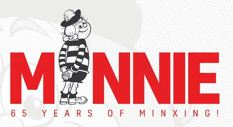 Minnie the Minx - Cover SNIP