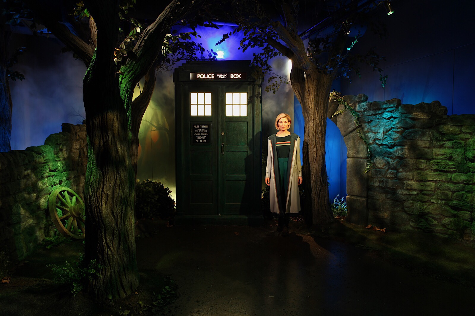 Doctor Who at Madame Tussauds Blackpool. Picture: Jason Lock Picture: Jason Lock