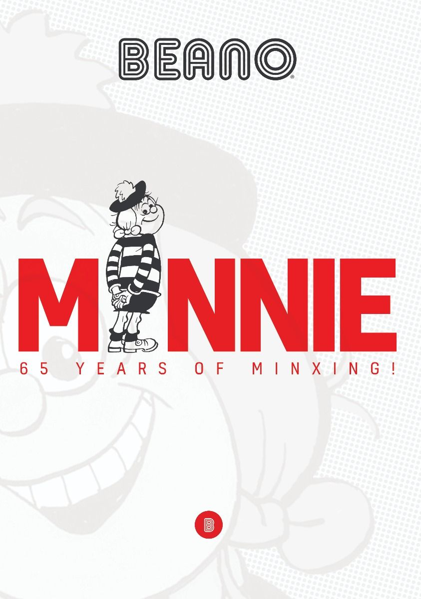 Minnie the Minx - Cover