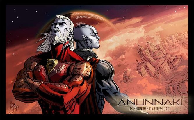 Anunnaki - The Lords of Eternity