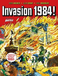 Invasion 1984 - Cover