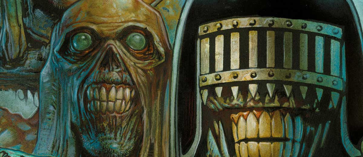 2000AD Villains Take Over One Shot Special SNIP