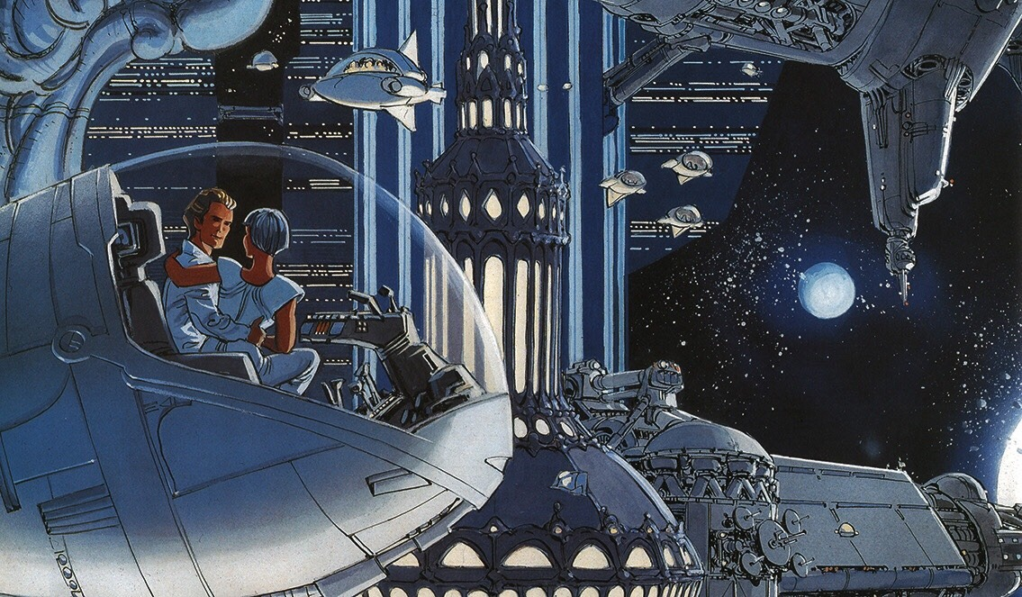 Valérian and Laureline