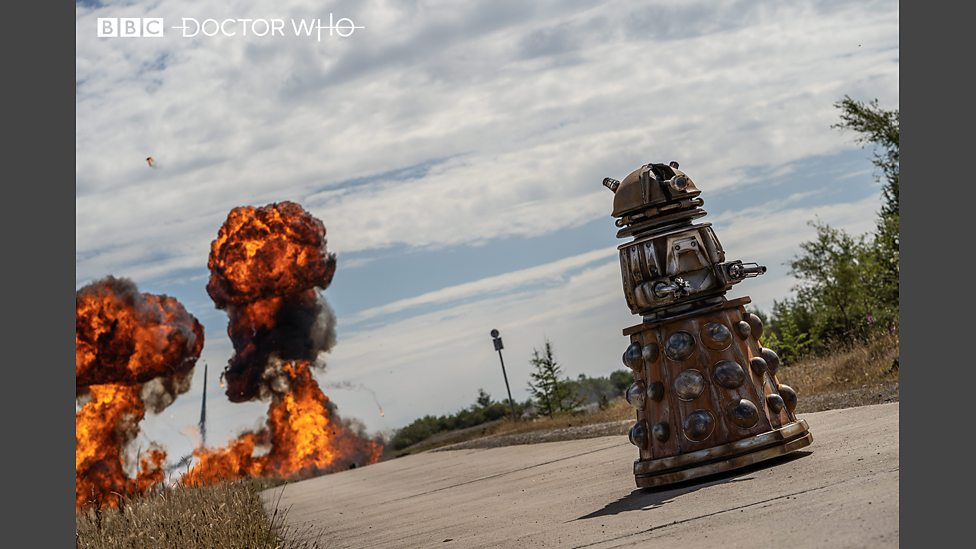 Doctor Who - Resolution - Image © BBC