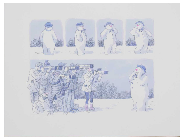 My Snowman by Posy Simmonds
