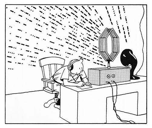 BBC Local Radio celebrates 90th anniversary of Hergé's Adventures of Tintin today