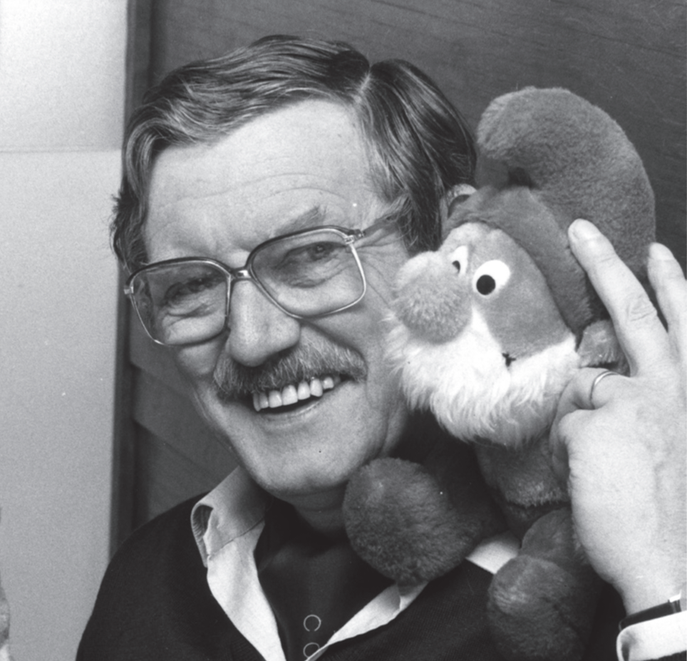 Peyo, creator of The Smurfs. Image: IMPS