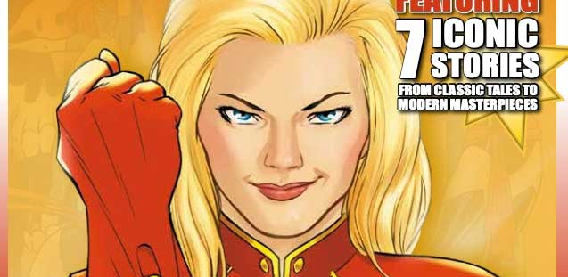 Essential Guide to Captain Marvel - Cover SNIP