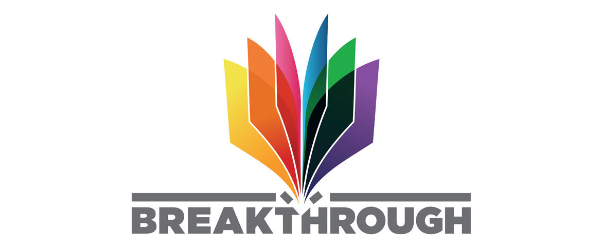 Lakes International Comic Art Festival - Breakthrough Project Logo