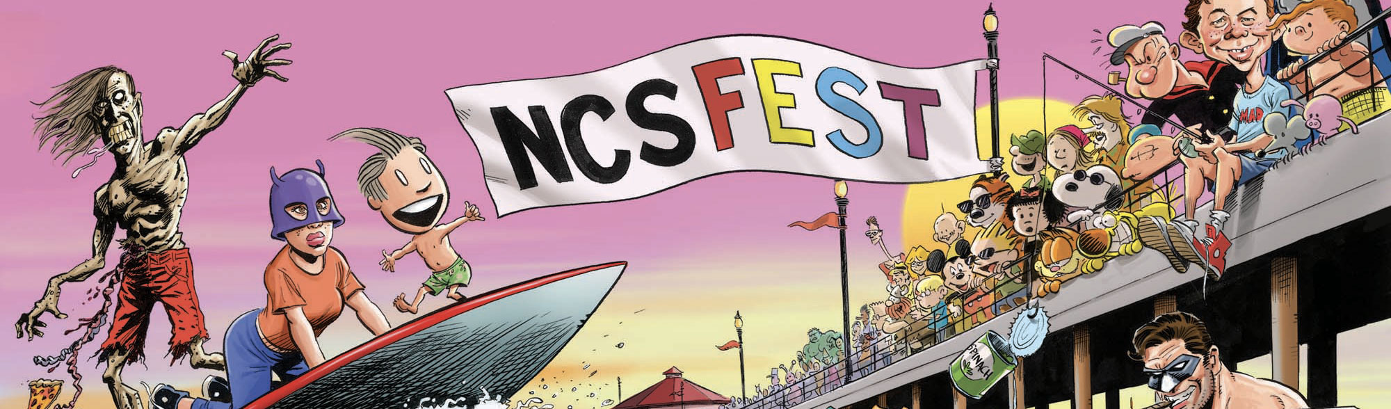 NCSFest 2019 Banner - February 2019