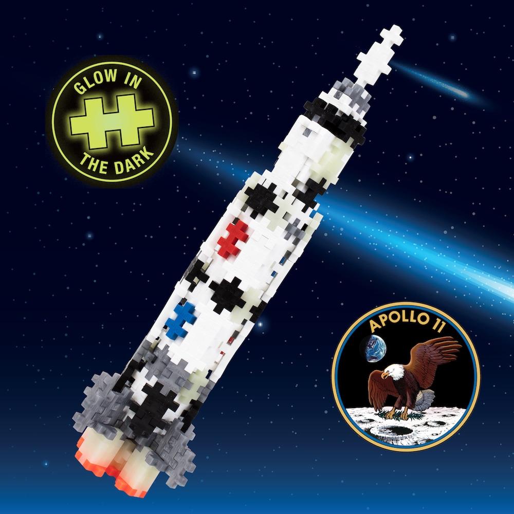 Plus-Plus Saturn V