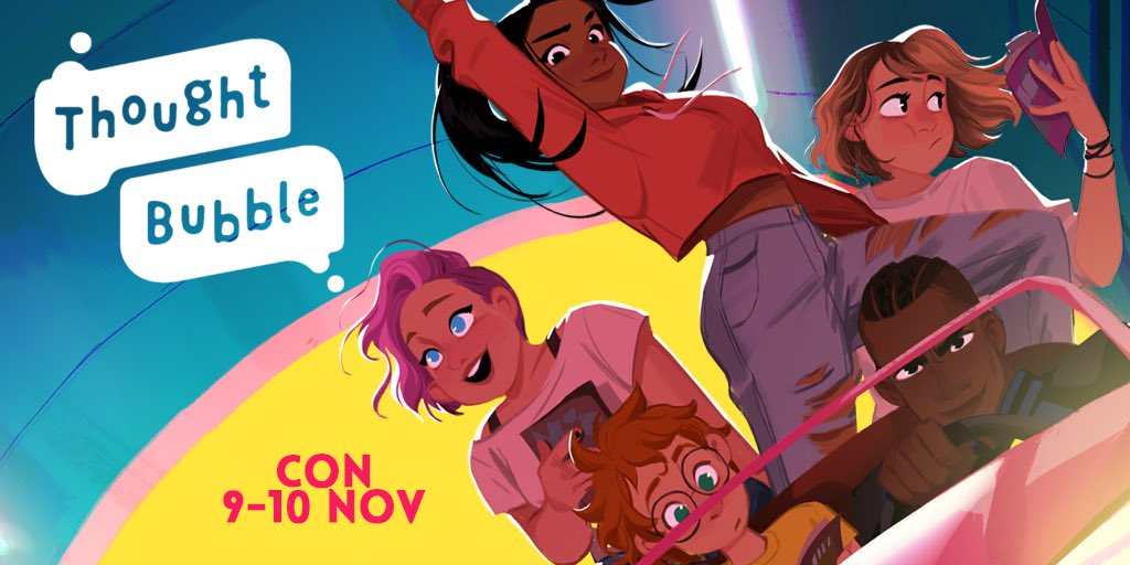 Thought Bubble 2019 - Banner SNIP