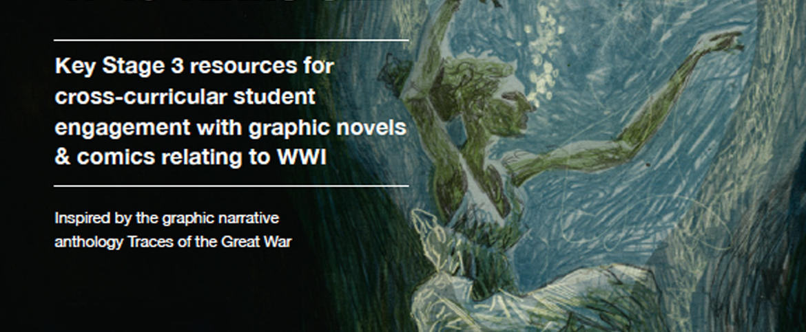 Traces of the Great War Educational Reources Banner