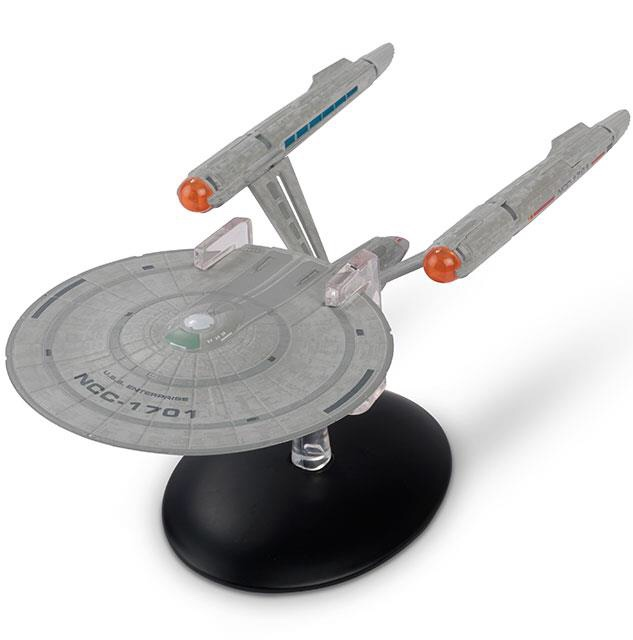 U.S.S. Enterprise NCC-1701 - Star Trek Discovery Starships Collection