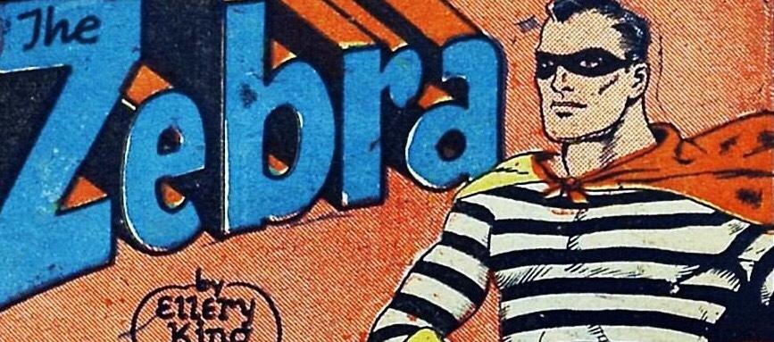 The Zebra - Harvey Comics SNIP
