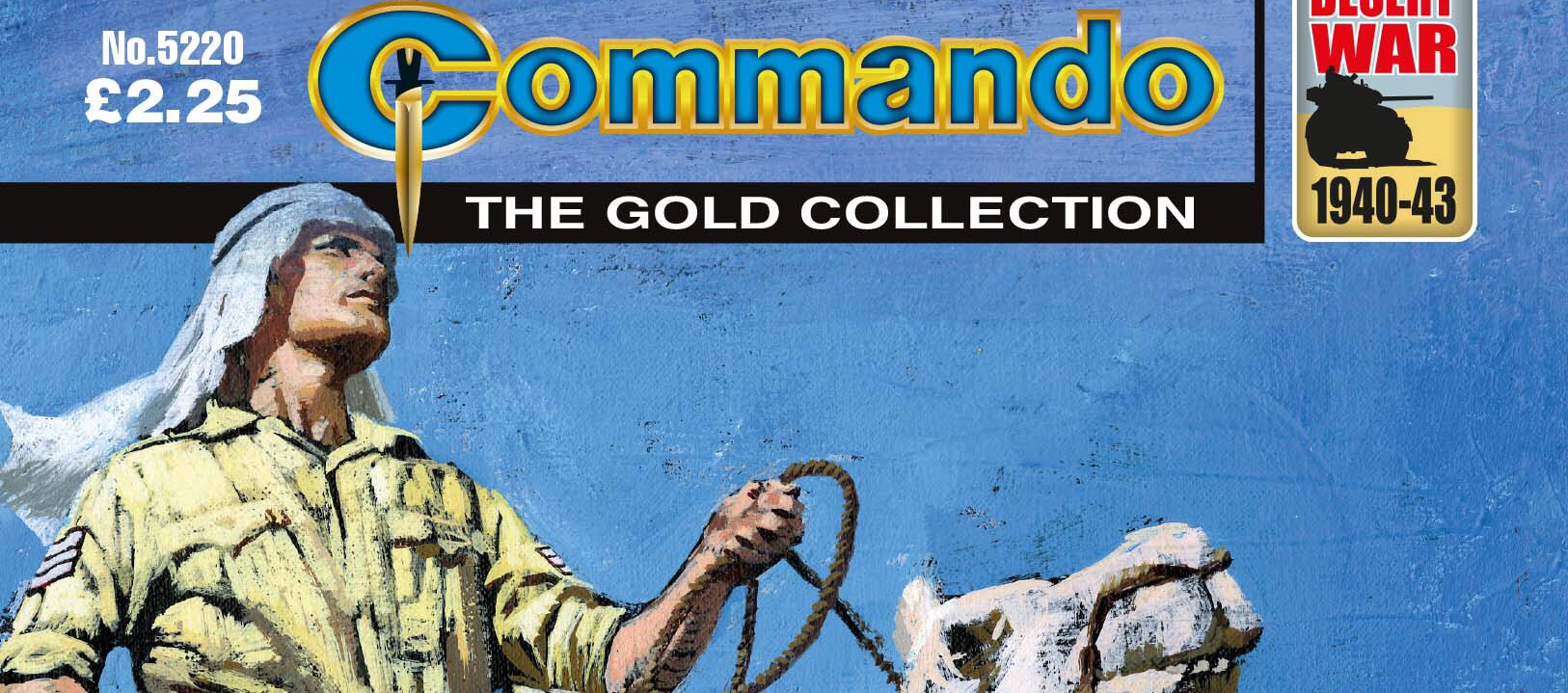 Commando 5220: Gold Collection - Sands of Doom SNIP
