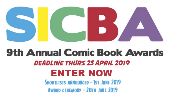 SICBA Awards 2019 Banner