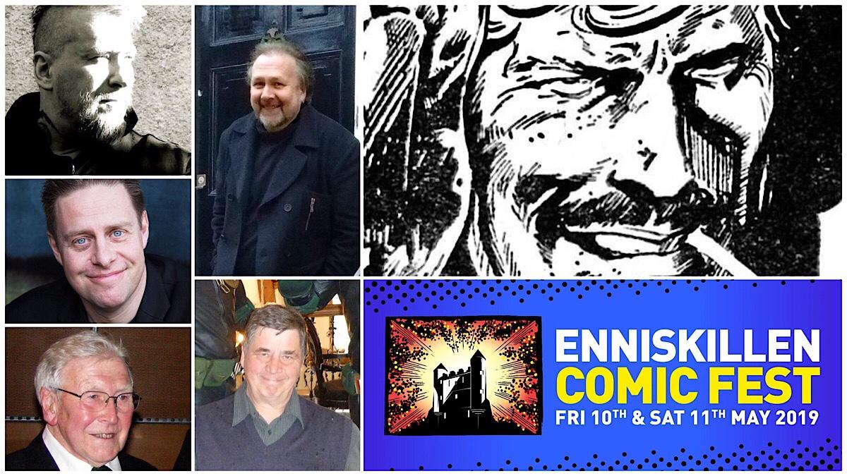 Enniskillen ComicFest 4 Promotion