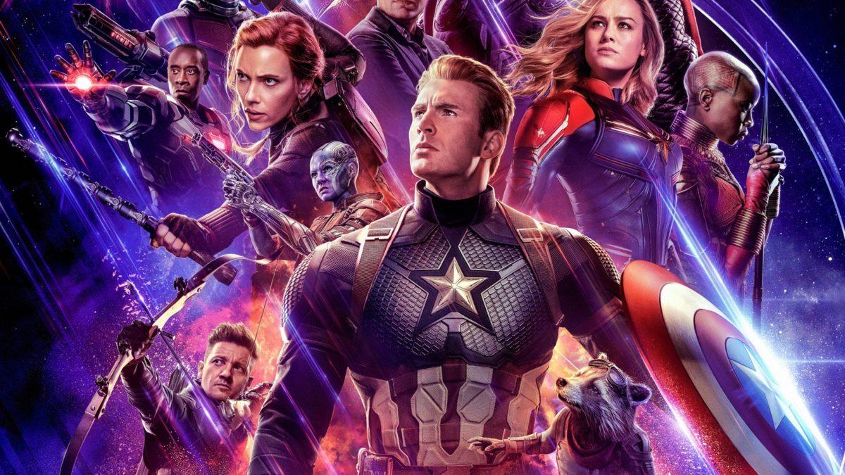 Avengers: Endgame Poster SNIP