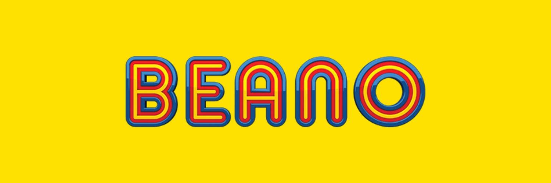 Beano Banner and Logo 2019