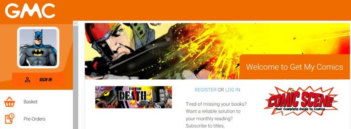 Get My Comics Banner