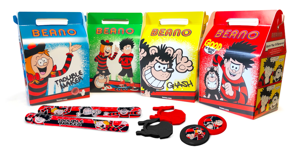 KeCo Ltd Beano Meal Boxes