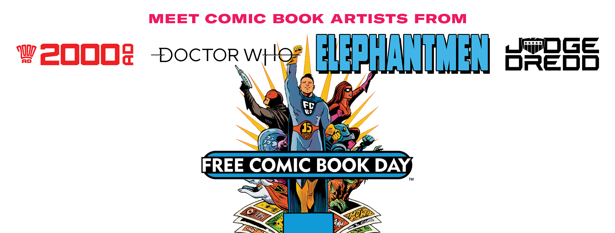 Scorch Comics Free Comic Book Day 2019