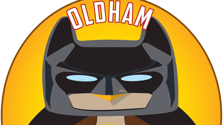 Oldham Comic Con 3 SNIP