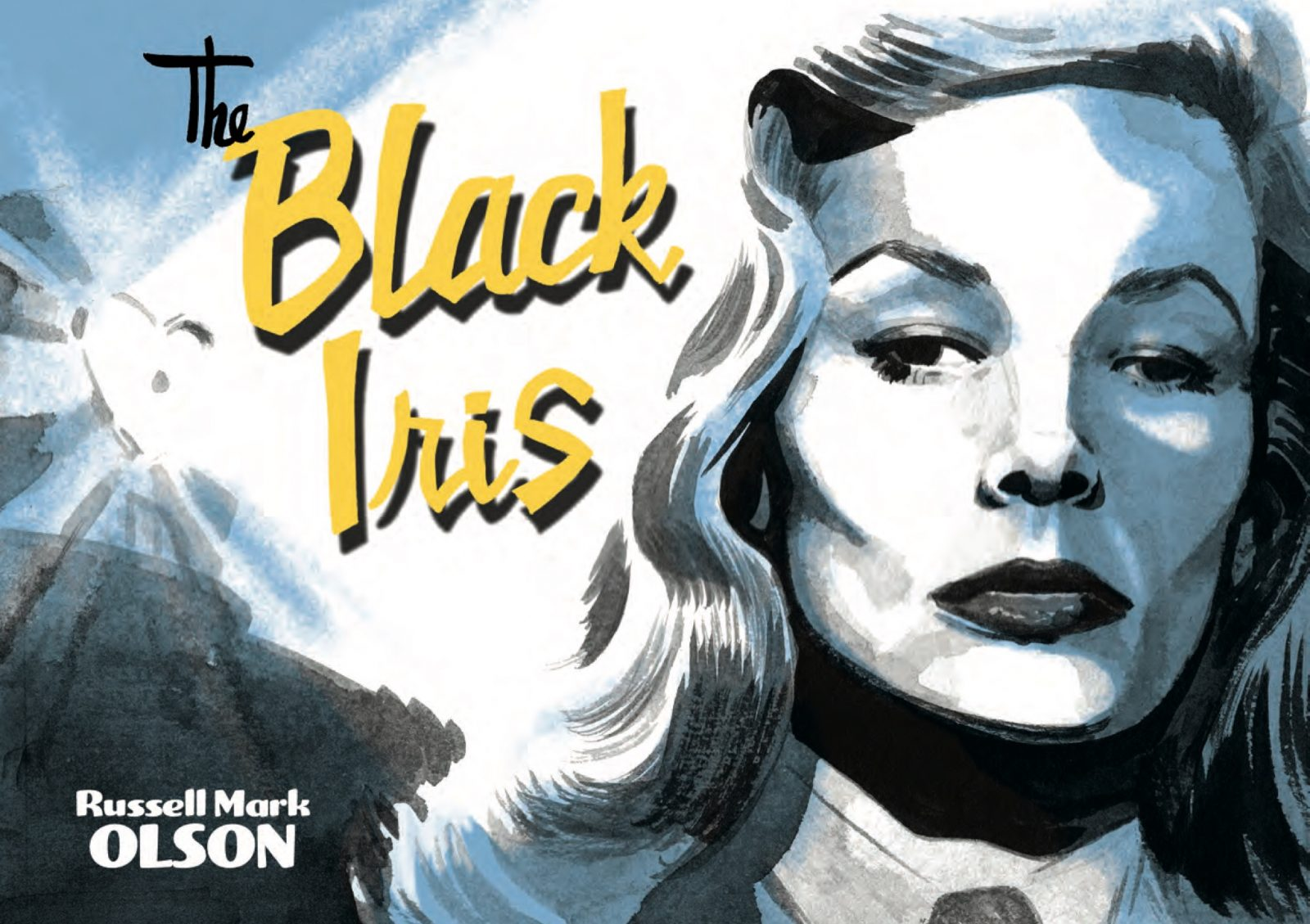 The Black Iris by Russell Mark Olson