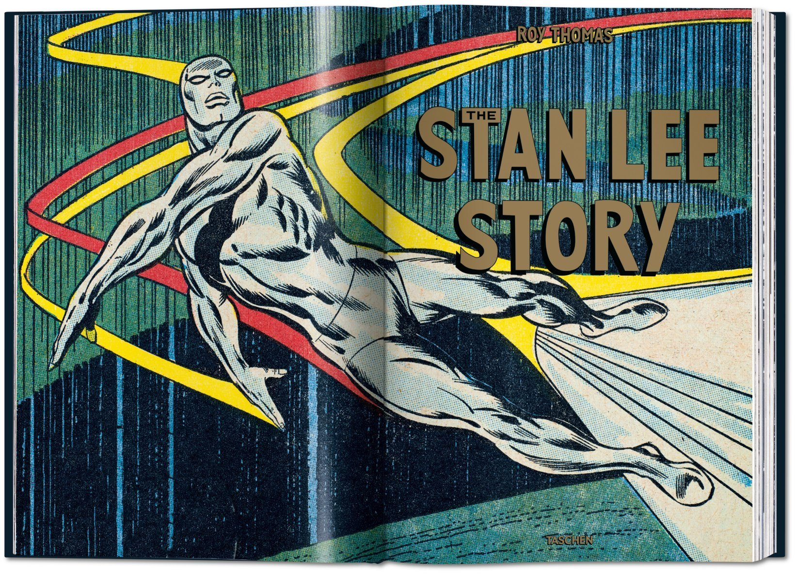 Taschen's Stan Lee Story XXL Edition