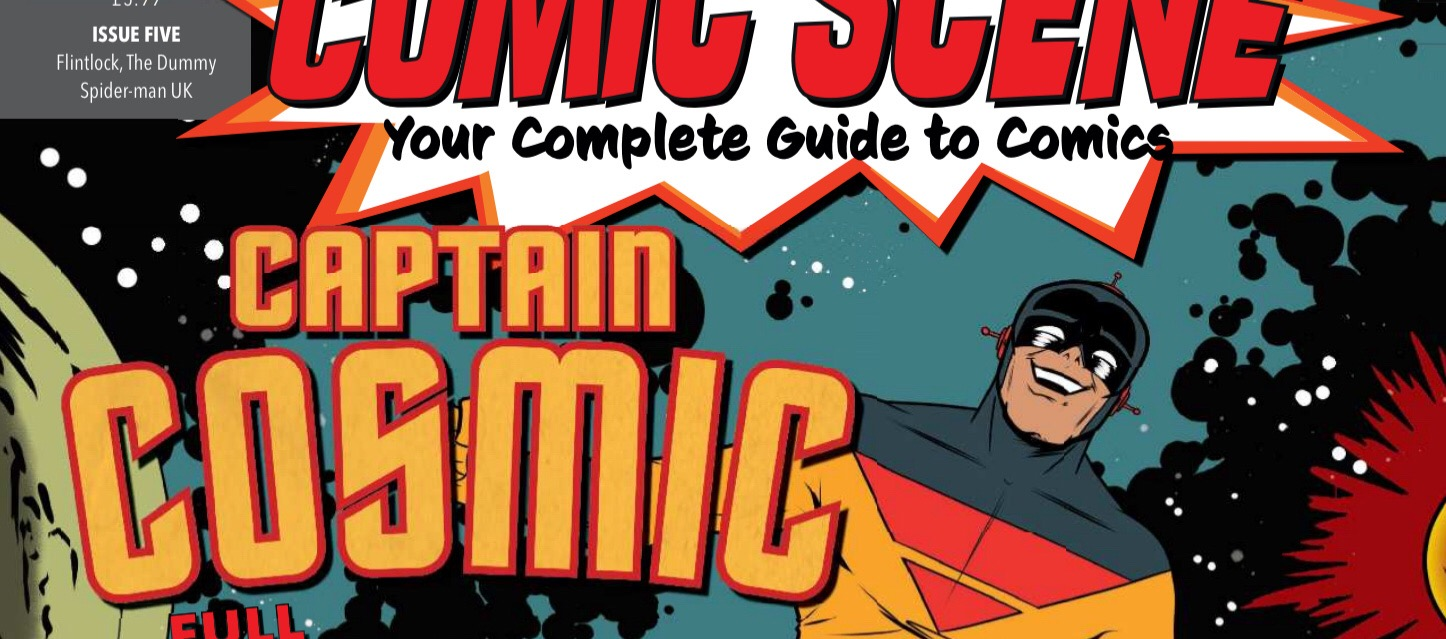 ComicScene Summer Special Issue 5 out this week