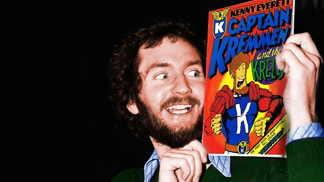 Kenny Everett and Captain Kremmen