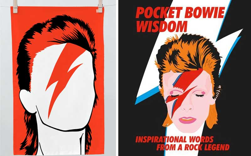 David Bowie National Theatre Gifts